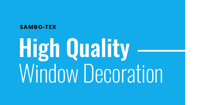 High Qualility Window Decoration